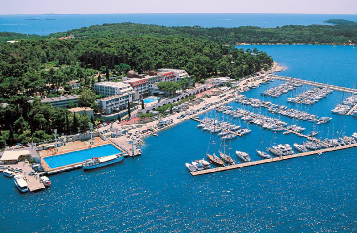 Accomodation – Hotel park Rovinj